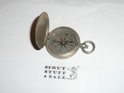 Very old U.S. Military Compass with pop open lid