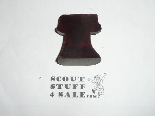 Liberty Bell Resin Decorative item, By Torchy