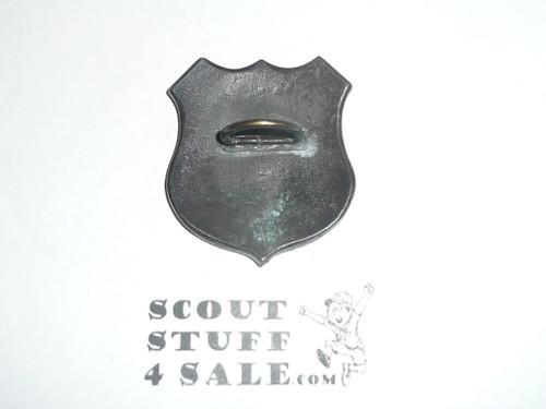 Alpine Scout Camp Metal Neckerchief Slide