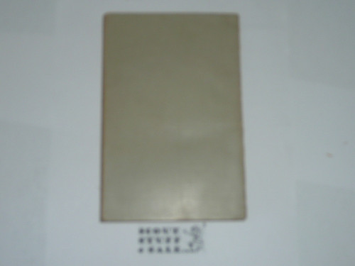 1914 Boy Scout Handbook, Second Edition, Tweleth Printing, minimal spine wear and cover wear, very nice condition