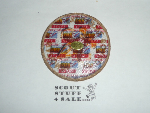 National Executive Board Patch (NEB9), 1989-?