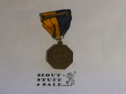 Cub Gold Contest Medal, engraved