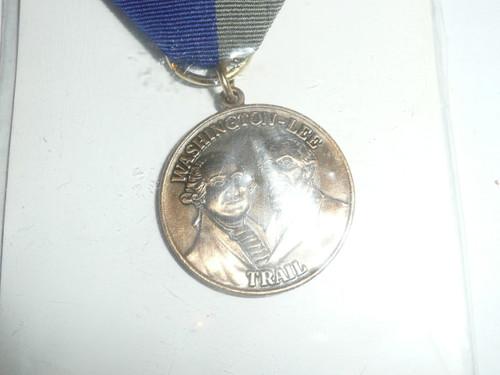 Washington Lee Trail Hike, Boy Scout Trail Medal