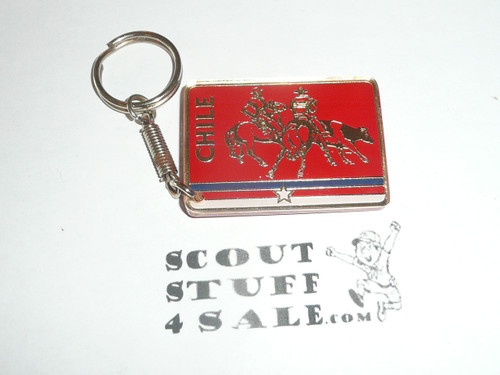 1999 World Jamboree Key Chain