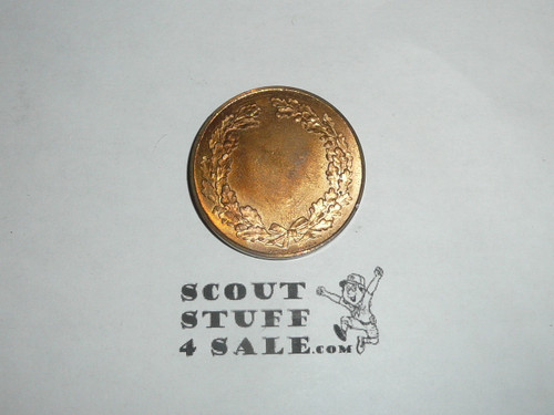 Obscure 1920's British Boy Scout Copper Do your best Coin