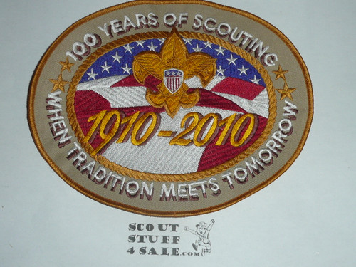 Goodyear Scouting Unit Winner Litchfield Competition Sew On Boy Scout Patch