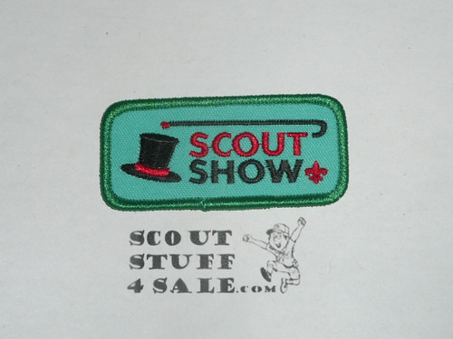 Scout Show Generic Patch,  Top Hat