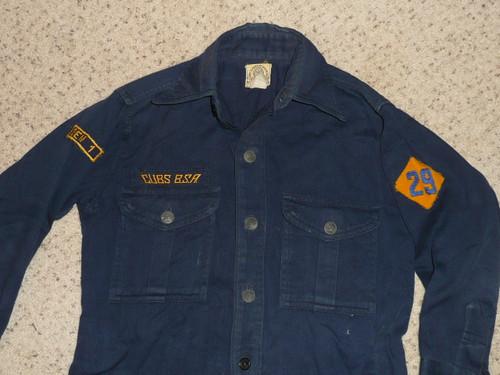 1940's Boy Scout Cub Uniform