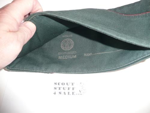1950's EXPLORER Boy Scout Hat, Medium, Sanforized