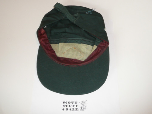 Camp Whitsett 1960's cap with rare hat patch, used