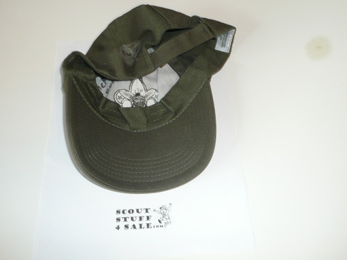 1990's Official Boy Scout Cap, one size fits all
