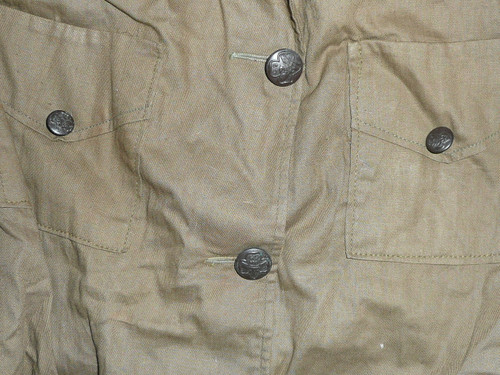 Teens-1920's Girl Scout Uniform in near MINT condition, Metal Buttons, Size 14, GS2