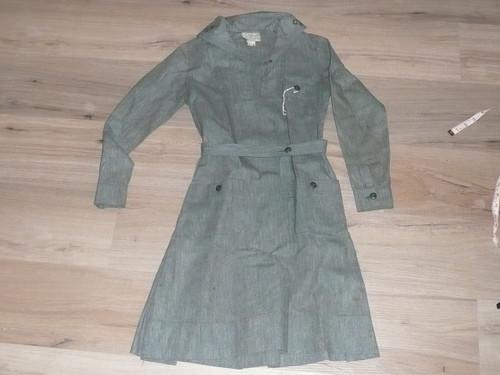 1930's Girl Scout Uniform , size 8, GS6