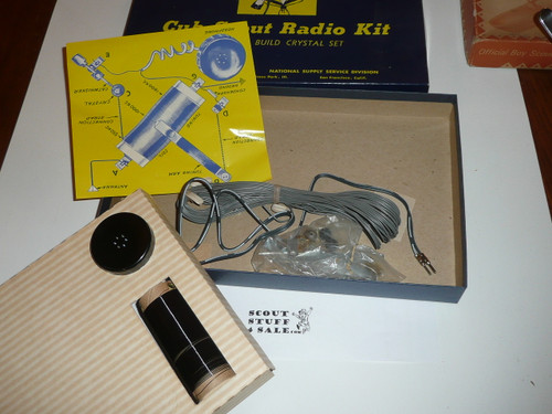 Cub Scout Radio Kit