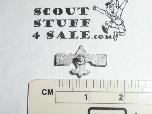 Silver Beaver Award Lapel Pin, 1980's