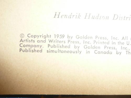 1959 A Giant Little Golden Book, Cub Scouts
