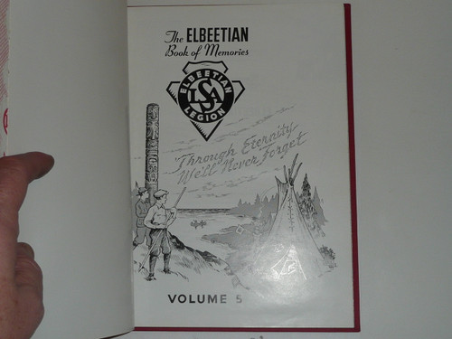 The Elbeetian Book of Memories Volume 5, Lone Scout
