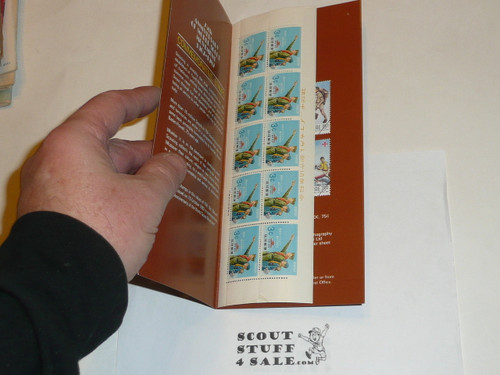 75th Anniversary of the World Scout Movement Commemorative Stamps, 1982