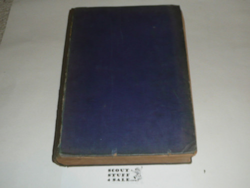 """1911-1912 Bound complete volume of """"The Scout"""", United Kingdom Youth Scout Magazine"""