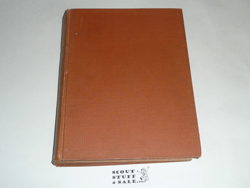 """1922-1924 Bound volumes of """"The Scouter"""", United Kingdom Scout Leader Magazine"""