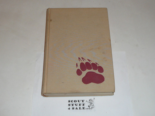Ernest Thompson Seton's America, 1954, Compilation of writings and pictures, with dust jacket