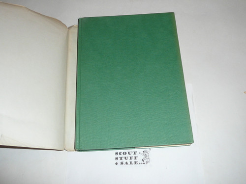 1967 The Scout's Annual, UK Scout Association, with Dust Jacket