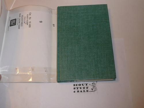 1954 Follow Me Boys Story Book, hardbound with dust jacket