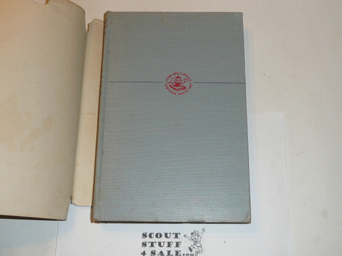 1948 Teenage Boy Scout Stories, by Irving Crump, hardbound with dust jacket