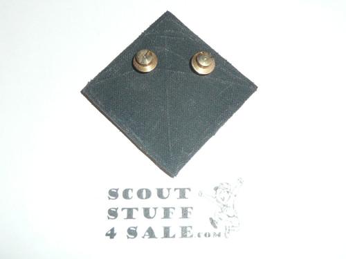 Cub Scout Leader/Professional Blazer Crest Bullion, RARE Prototype varieties, Variety #1