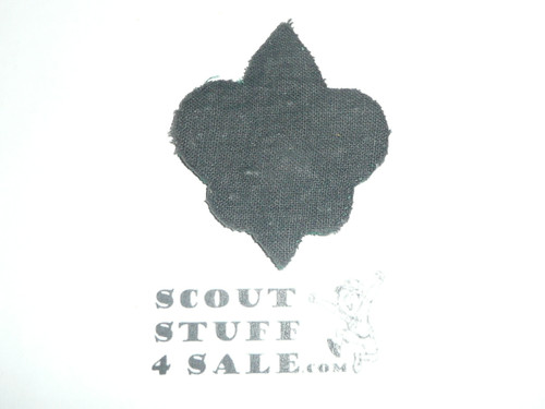 Boy Scout Leader/Professional Blazer Crest Bullion, RARE Prototype varieties, Variety #3