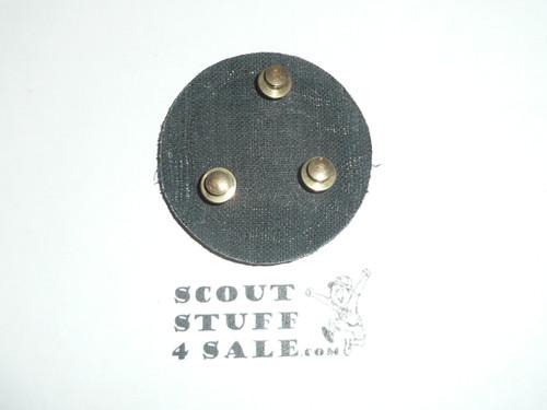 Boy Scout Leader/Professional Blazer Crest Bullion, RARE Prototype varieties, Variety #4