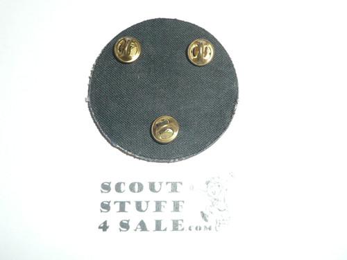 Boy Scout Leader/Professional Blazer Crest Bullion, RARE Prototype varieties, Variety #6