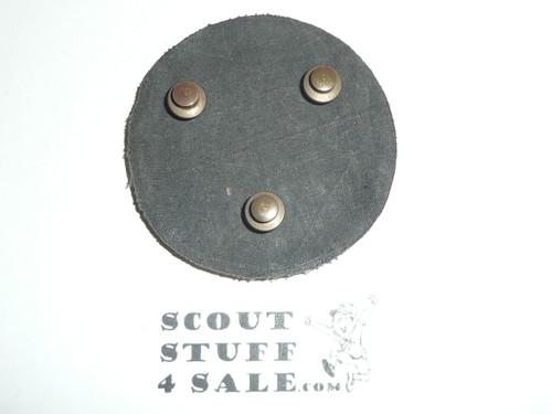 Boy Scout Leader/Professional Blazer Crest Bullion, RARE Prototype varieties, Variety #7