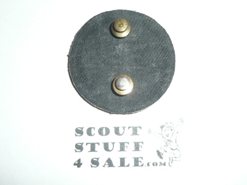 Boy Scout Leader/Professional Blazer Crest Bullion, RARE Prototype varieties, Variety #8