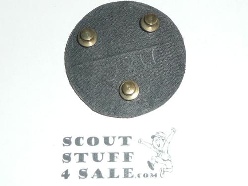 RARE Boy Scout 1970's Leader/Professional/Commissioner Blazer Crest Bullion, RARE Prototype