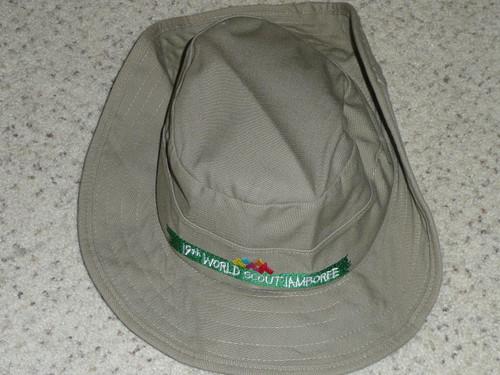 1999 World Jamboree Hat, Boy Scouts
