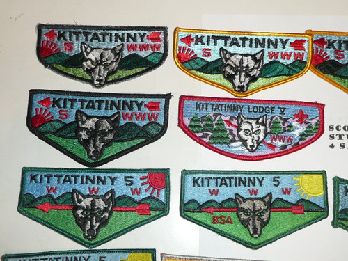 Order of the Arrow Lodge #5 Kittatinny - Rosen Collection Preview