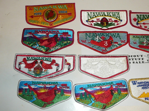 Order of the Arrow Lodge #3 Nawakwa - Rosen Collection Preview