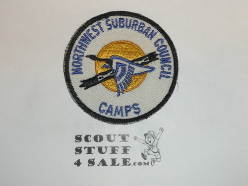 Northwest Suburban Council Camps Patch