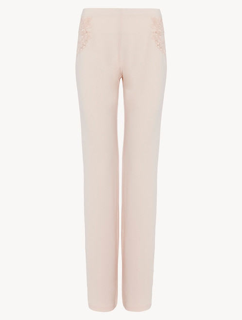 Trousers in pink
