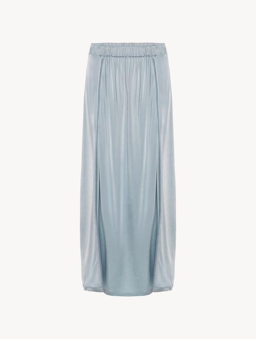 Sarong in azure blue - ONLINE EXCLUSIVE