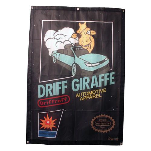 Driff Giraffe Shop Flag