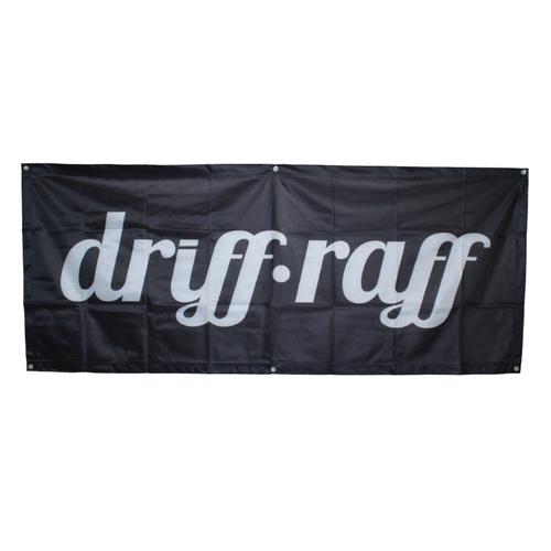 Driff•Raff Shop Flag