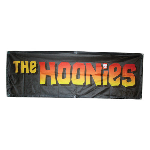 Hoonies Shop Flag