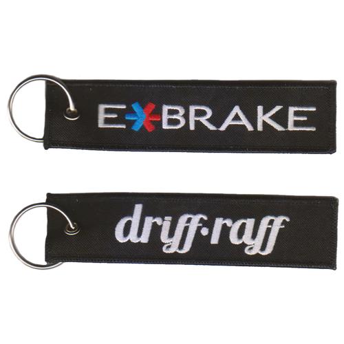 E-BRAKE Flight Key Chain
