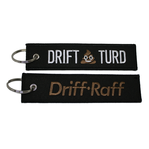 Drift Turd Key Chain