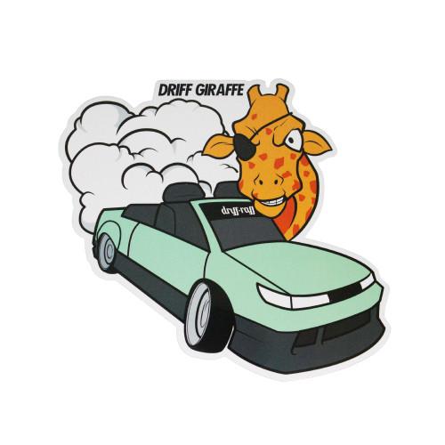 Driff Giraffe Sticker