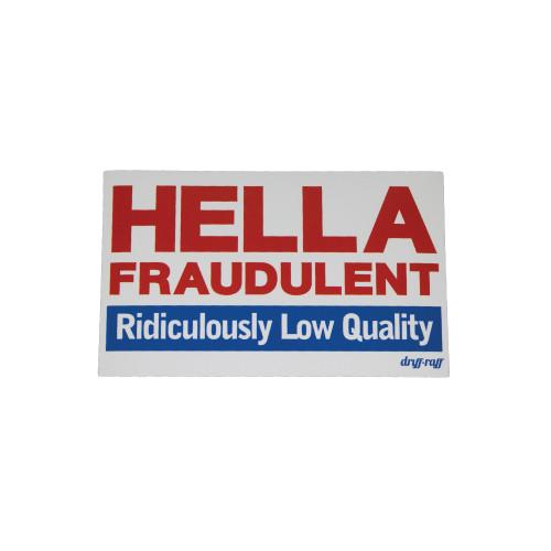 Hell Fraudulent