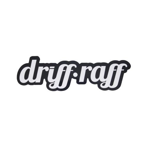 Driff Raff Logo Slap