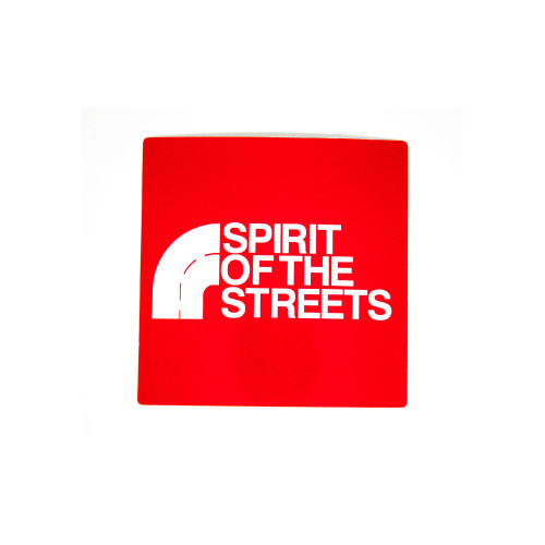 Spirit of the Streets Red